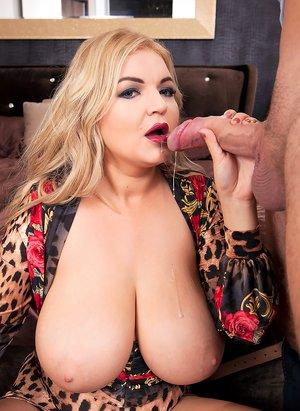 BBW Milf Tits Sex Pics