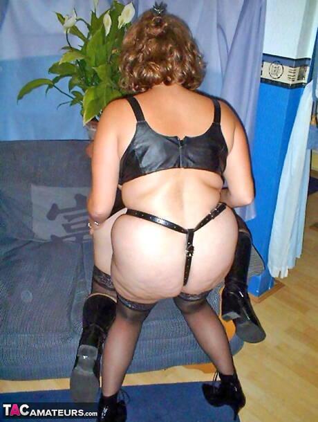 BBW Strapon Sex Pics