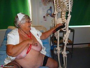Hospital BBW Sex Pics
