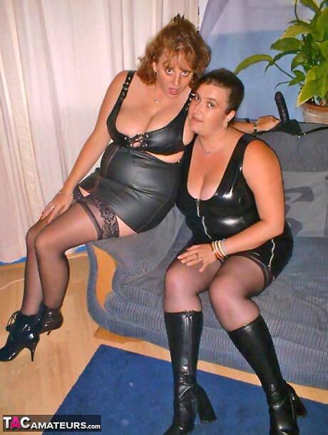 BBW Lesbians Sex Pics